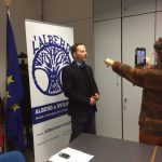 Roberto, firmatario per l'Albero
